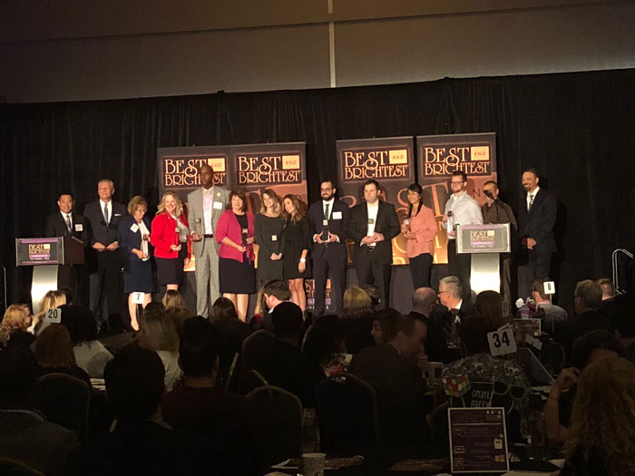 Insurance Brokers In Michigan Best And Brightest Award 1