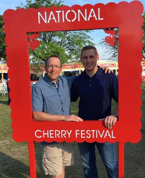 Insurance Brokers Michigan Cherry Festival 2