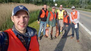 Michigan Insurance Brokers Adopt Highway Group Photo