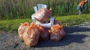 Michigan Insurance Brokers Adopt Highway Trash